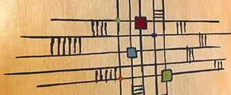 Ein Designer Teppich von Teppiche & Kelim Klagenfurt - Sasan Tabatabaei