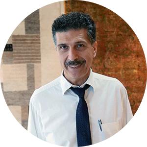 Sasan Tabatabaei - Geschäftsführer von Teppiche und Kelim - Bodenkunst Klagenfurt