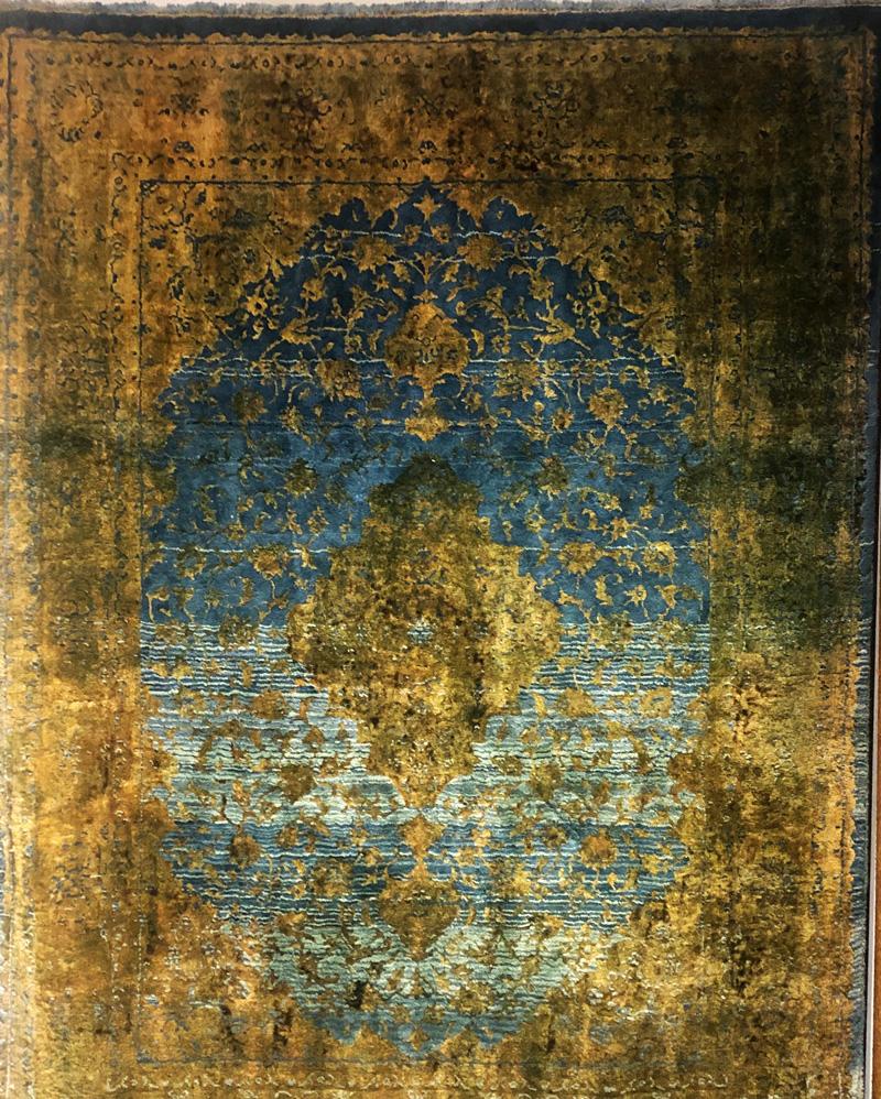 Neuer Teppich aus Persien exklusiv bei Sasan Tabatabaei in Klagenfurt