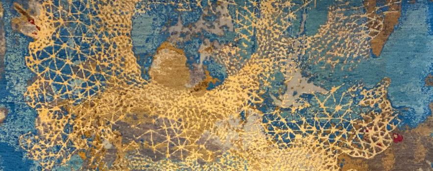 Designer Teppich von Sasan Tabatabei in Klagenfurt